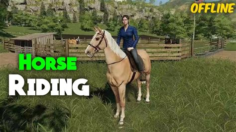 horse games riding graphics android