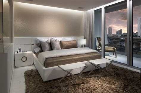 Master Bedroom  Contemporary  Bedroom  Miami  By Rs3
