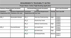 requirements traceability matrix template doliquid With requirement traceability matrix template