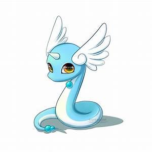 Dragonair - Pokémon - Zerochan Anime Image Board