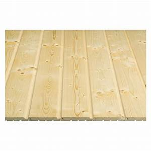 Blockbohlen Nut Und Feder : profilholz bergen nut und feder 19 mm x 146 mm x 2400 mm kaufen bei obi ~ Whattoseeinmadrid.com Haus und Dekorationen