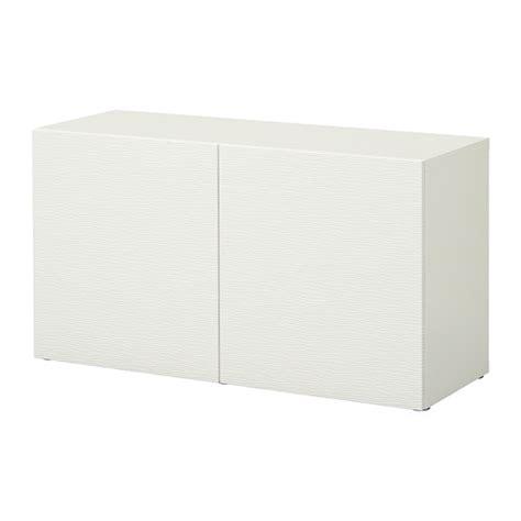 ikea besta door best 197 shelf unit with doors laxviken white 120x40x64 cm