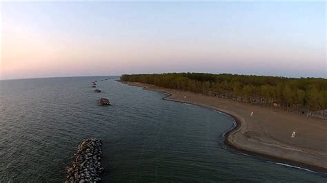lofty views presque isle state park youtube