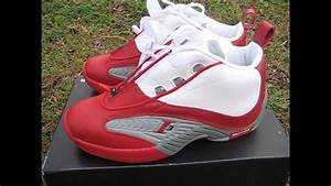 Reebok Allen Iverson Answer 4 Detailed Review w/ On Foot ...
