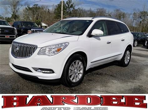Used Buick Suvs For Sale by Used Buick Enclave For Sale Cargurus