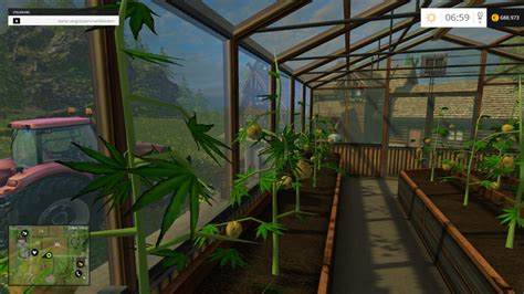 grow ls for weed weed house v 1 0 for fs 15 farming simulator 2015 15 mod