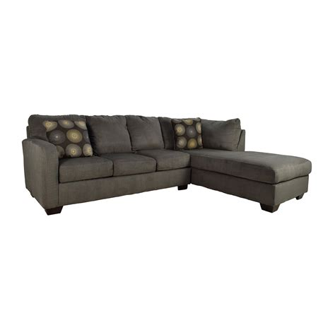 Ashley Furniture Sectional Couch With Chaiseashley