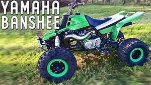 Yamaha Banshee Auspuff : 2018 yamaha banshee 350 youtube ~ Jslefanu.com Haus und Dekorationen