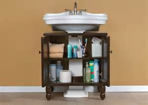 sinkwrap is an easy and affordable way to add storage to