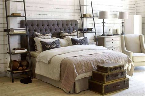 35 Edgy Industrial Style Bedrooms Creating A Statement