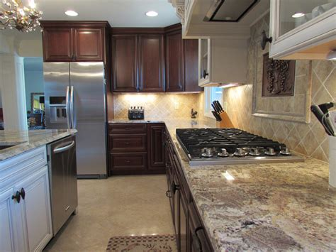 middletown md kitchen remodel  butlers pantry