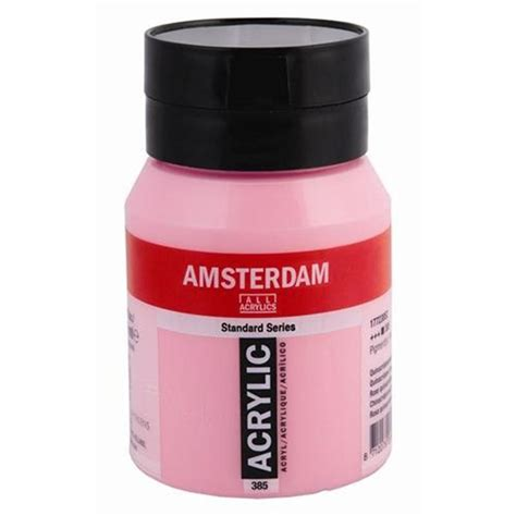 amsterdam acrylic paint 500ml