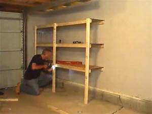 estanteria de madera para trastero Hacer bricolaje es facilisimo