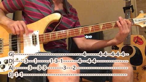 I Will Survive (bass Cover With Tabs And Lyrics) Chords