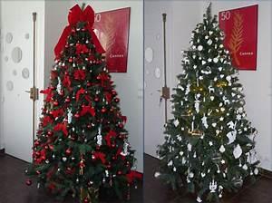 Decoration De Noel 2017 : les 6 r gles d 39 or d 39 un sapin r ussi elle ~ Melissatoandfro.com Idées de Décoration