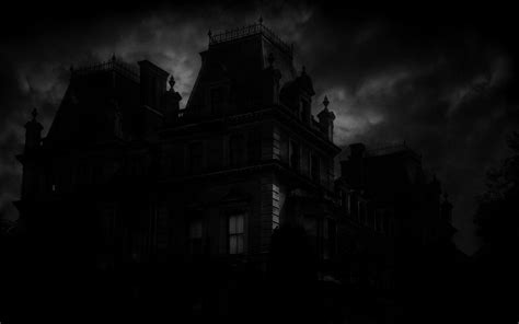 Spooky Wallpaper For by 1920x1200 Spooky Mansion Desktop Pc And Mac Wallpaper