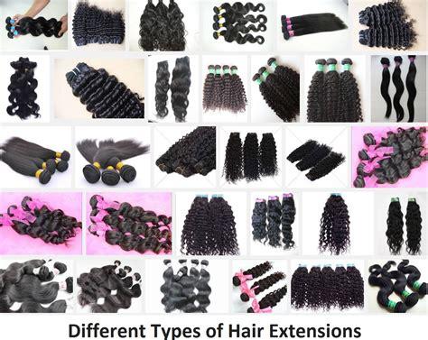 types hair extensions woman portal