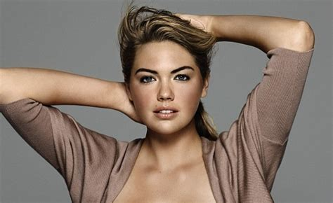 Kate Upton Looks Flawless In Her Latest Campaign Shemazing