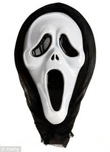 HD wallpapers ghost mask template