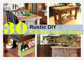 different ideas diy kitchen island 30 rustic diy kitchen island ideas how to