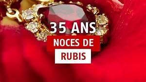 Cadeau Couple Anniversaire : 35 ans de mariage id es cadeaux pour f ter les noces de rubis ~ Teatrodelosmanantiales.com Idées de Décoration