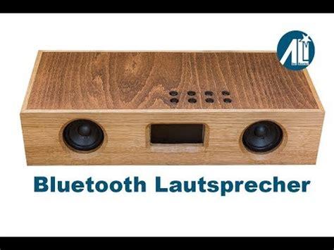 bluetooth lautsprecher holz bluetooth lautsprecher geh 228 use aus holz selbst gebaut