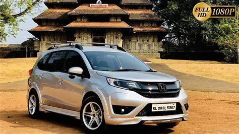 Honda Brv 2019 Modification by New Honda Brv Modification In India All New Honda Brv