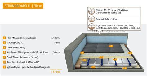 trockenbau fußbodenheizung aufbau quicktherm fl 228 chenheizungen jupiter ideal ideal 214 ko fu 223 bodenheizung im trockenbau