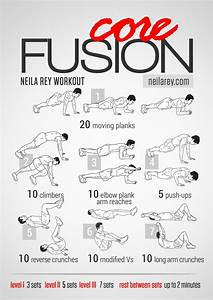 Visual Workout Guides for Full Bodyweight, No Equipment ...
