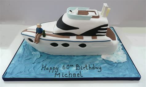 Boat Birthday Cake by Birthday Cake For The Boys And Not So