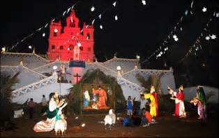 christmas in goa news in pics
