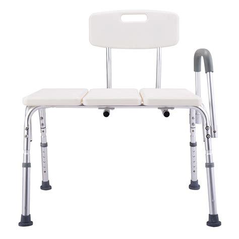 height adjustable medical shower chair bath tub bench