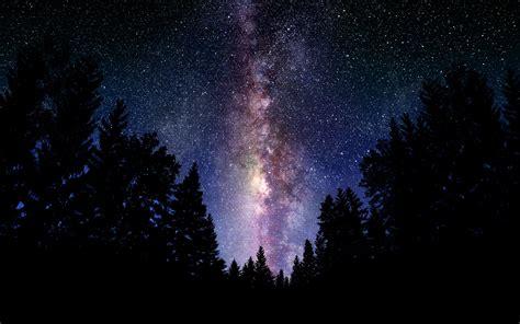 Milky Way Galaxy Desktop Wallpapers Free Latoro