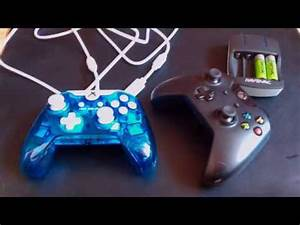 PDP Rock Candy Wired Xbox One Controller Review YouTube