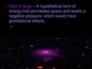 Dark Matter, Physical Science Lesson PowerPoint