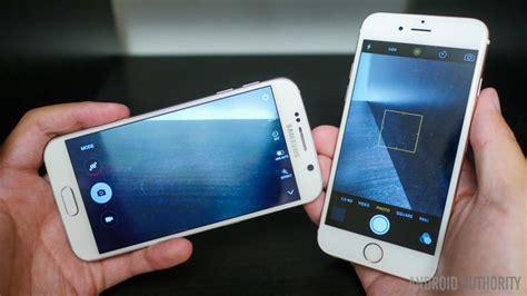 iphone 6 vs samsung galaxy s6 samsung galaxy s6 vs iphone 6s