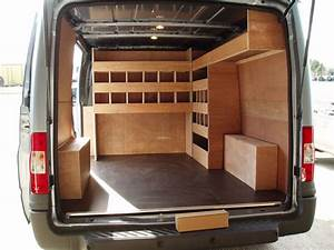 home van ply lining racking custom linings ltd With van ply lining templates