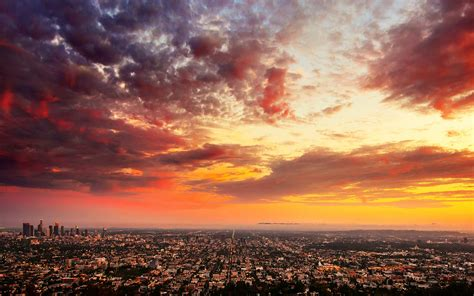 Los Angeles Wallpaper Available For