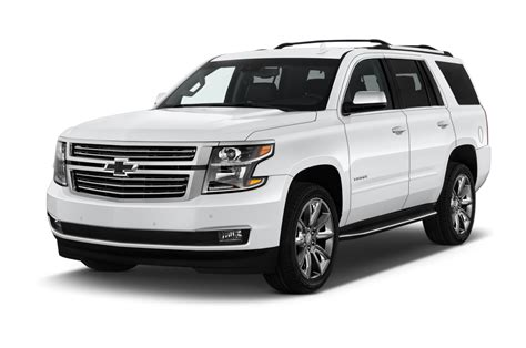 2018 Chevrolet Tahoe Reviews And Rating