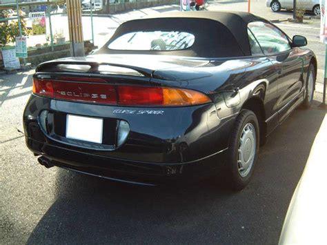 Mitsubishi Eclipse Used For Sale by Mitsubishi Eclipse Spider 1996 Used For Sale Mitsubishi