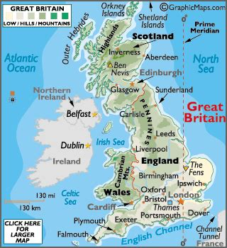 map  great britain european maps europe maps great