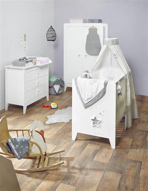 noukies chambre noukie 39 s chambre de bébé 3 pièces avec armoire 2 portes