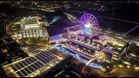 aeon mall jakarta garden city  night youtube