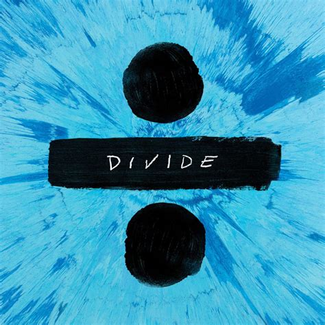 Ed Sheeran  ÷ [tracklist + Album Cover] Genius