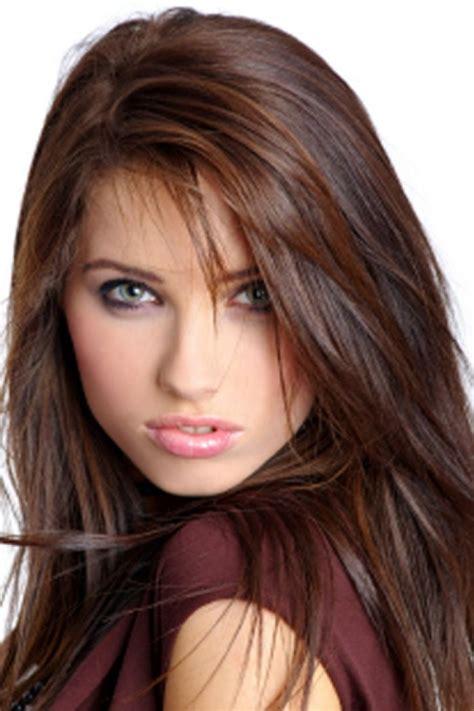 Dye Brown Hair by Pretty Brown Color Hair Brown Hair Colors