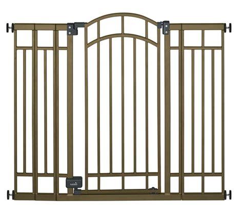 Summer Infant Decorative Gate by New Bronze Multi Use Deco Walk Thru Gate Summer