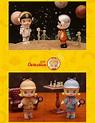 POPMART泡泡瑪特 Molly職業系列2盲盒公仔娃娃不支持退貨退款