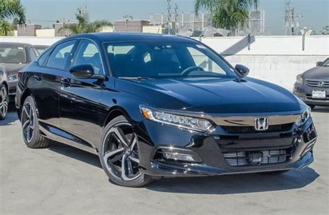 honda accord sport features specifications