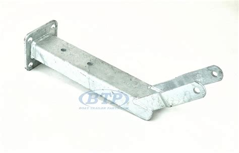 Boat Trailer Parts Winch Stand by Boat Trailer Galvanized Winch Mount With Roller Bracket 3
