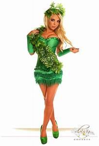 Adam And Size Chart 4 Pc Ivy Vixen Costume Spicylegs Com